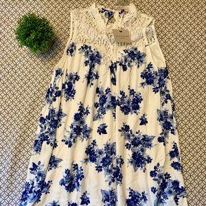 Blue Pepper dress